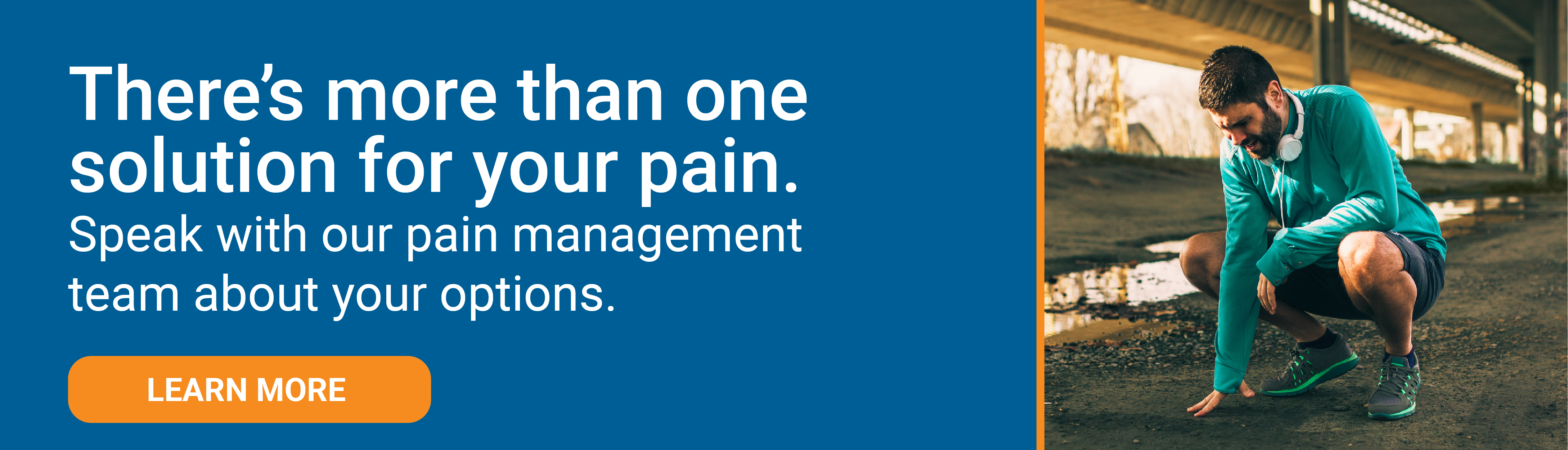 Schedule a Pain Management Appointment