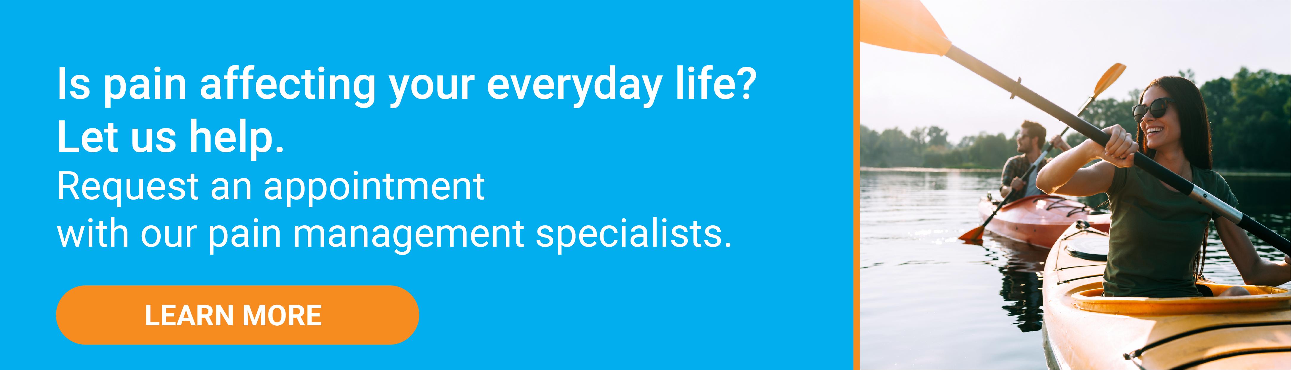 DISC Pain management specialists