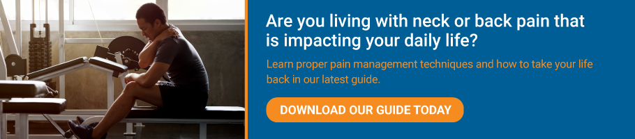 Understanding a Pain Management Approach for Spine Care