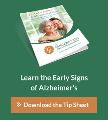 Learn the Early Signs of Alzheimer's