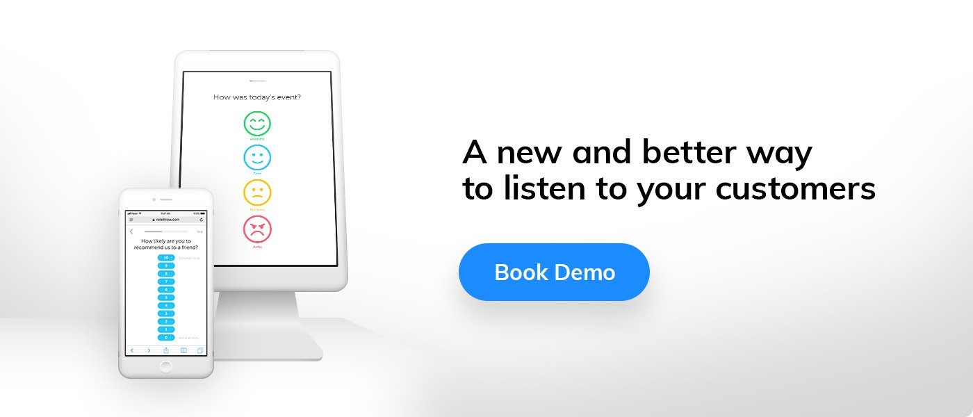 A new and better way to listen to your customers, book a demo.