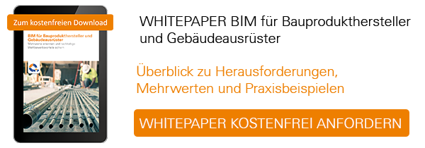 Whitepaper BIM Fertigungsindustrie