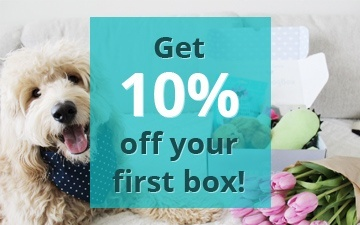 Get 10% off your first box!