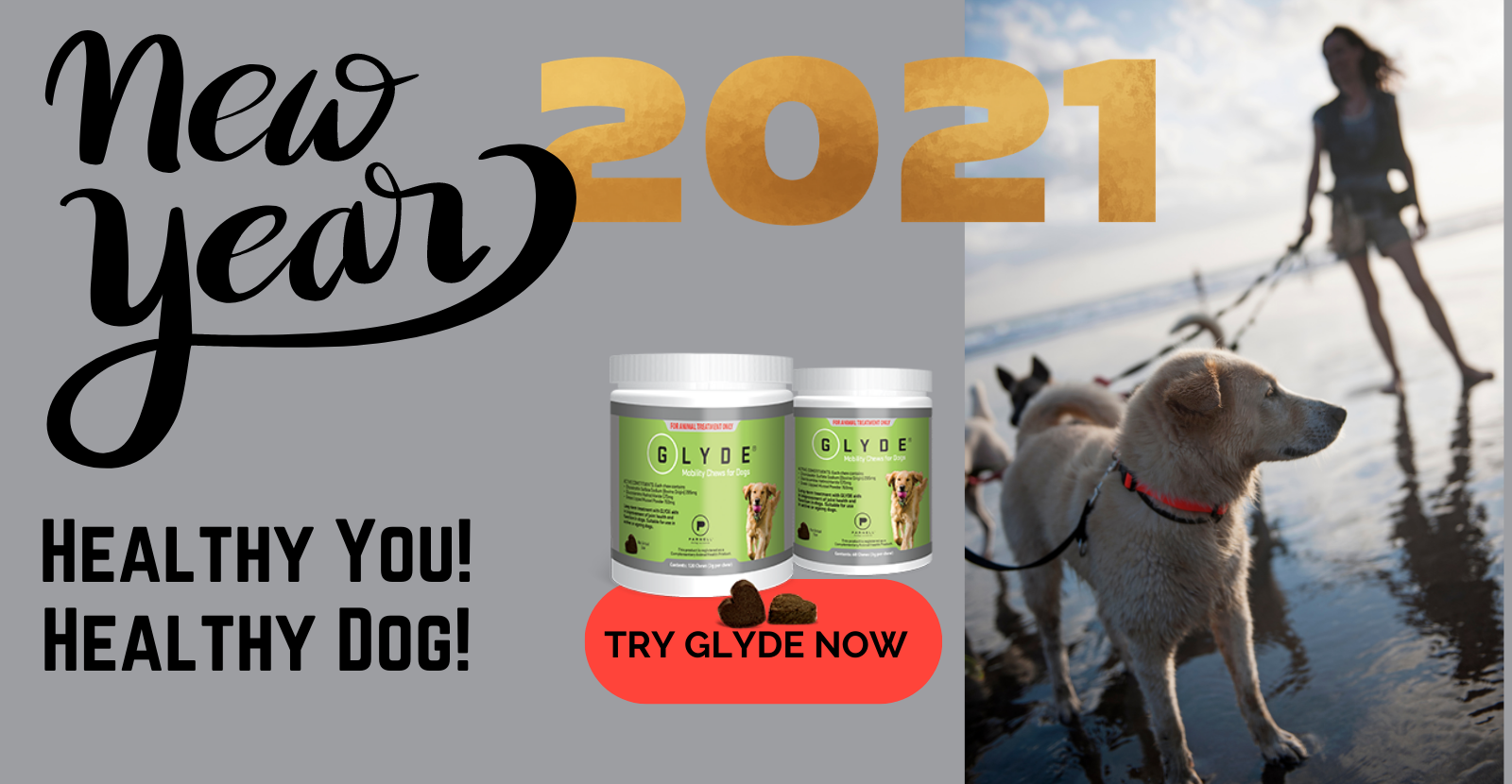 Happy New Year! Try Glyde
