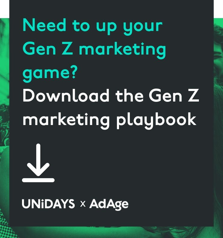 UNiDAYS x AdAge: Gen Z Marketing Playbook