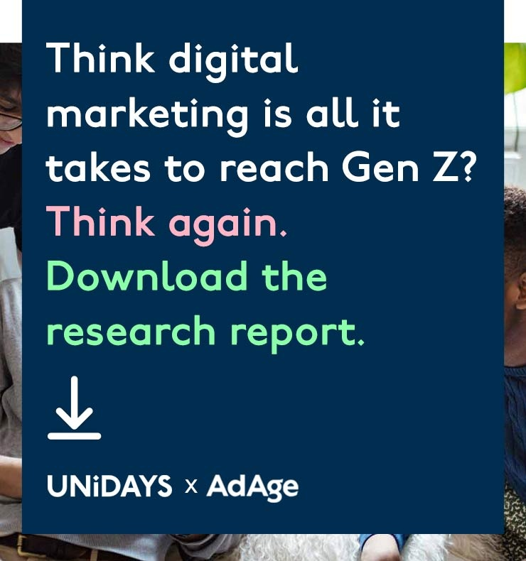 Think digital marketing is all it takes to reach Gen Z? Think again. Download the research report here.