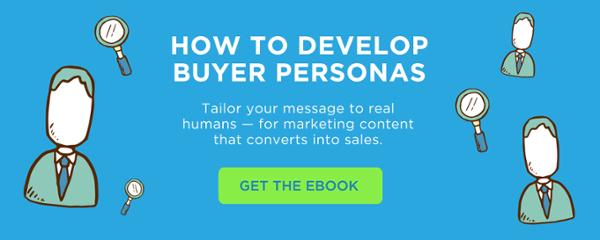 Download the Buyer Persona eBook