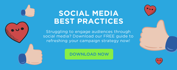 Social Media Best Practices Ebook