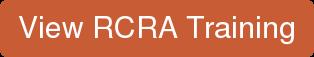 View RCRA Training