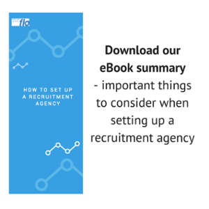 Download our eBook - how to set up a recruitment agency