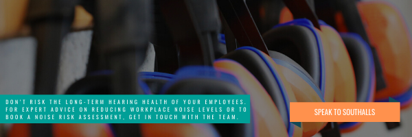 For expert advice on reducing workplace noise levels or to book a noise risk assessment, get in touch with the team.