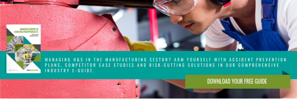 southalls health and safety for manufacturers free guide