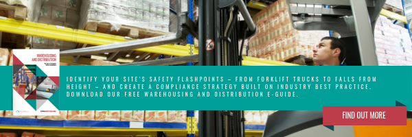 southalls health and safety for warehousing and distribution free guide