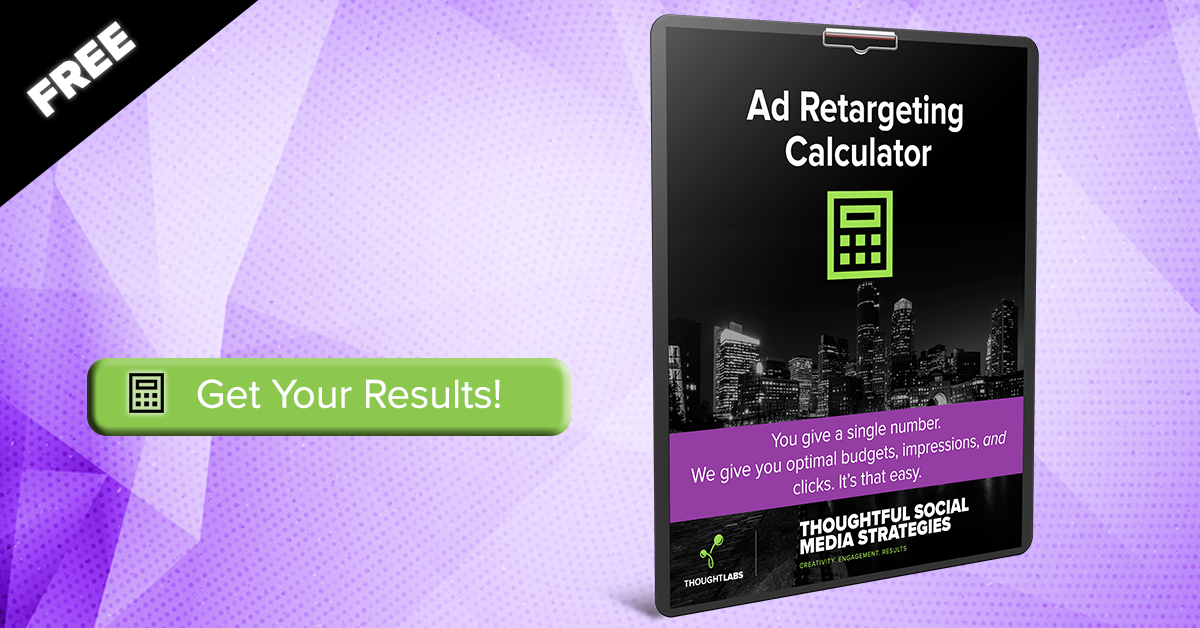 Free Ad Retargeting Calculator