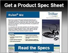 Rulon W2 Spec Sheet