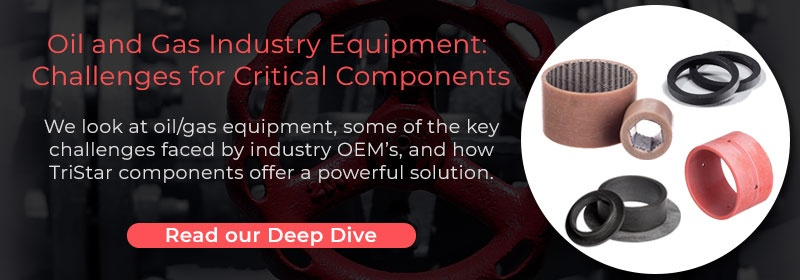 Oil and Gas Industry Equipment: Challenges for Critical Components