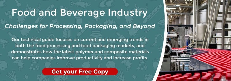 Food and Beverage Industry: Challenges for Processing, Packaging, and Beyond
