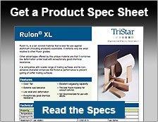 Rulon XL Spec Sheet