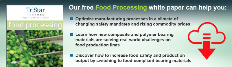 Increase Safety and Production in Food Manufacturing