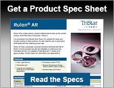 Rulon AR Spec Sheet