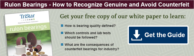 Rulon Bearings - How to Recognize Genuine and Avoid Counterfeit
