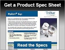 Rulon 641 Spec Sheet