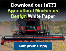 Get our free Agricultural Machinery Design White Paper