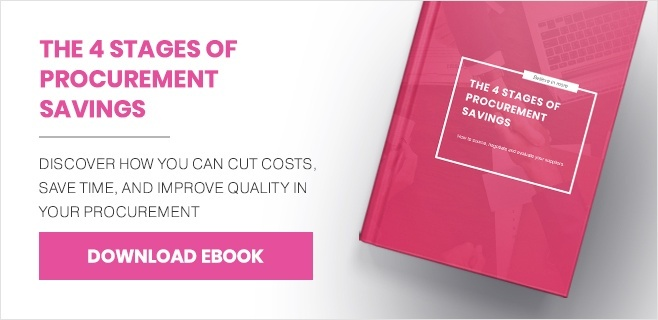 Download our guide to procurement savings