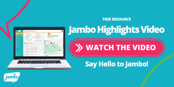Jambo stakeholder relationship management (SRM) software highlights video