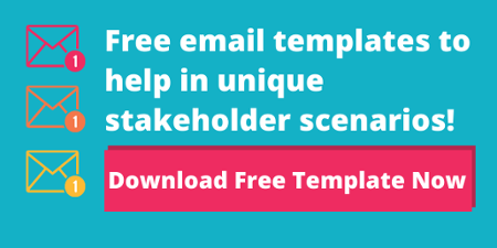 Free stakeholder email templates