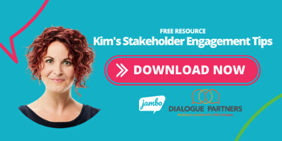 Stakeholder engagement best practices tip sheet