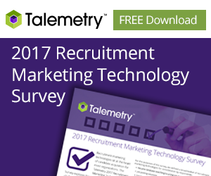 2017 Recruitment Marketing Technology Survey