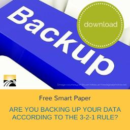Data Backup CTA