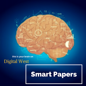 Digital West Smart Papers Page Icon