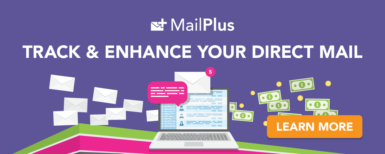 Track and enhance your direct mail with Shawmut MailPlus
