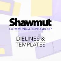 Shawmut Dielines and Templates