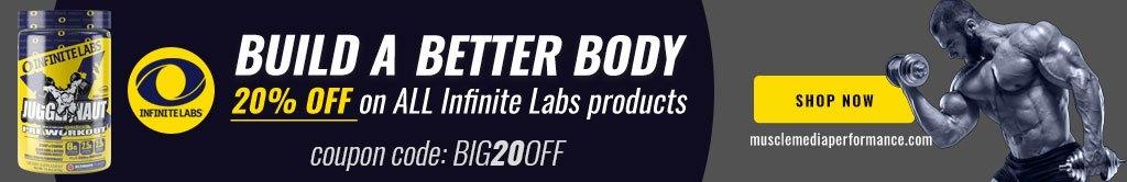 Infinite Labs - Infinite Pro Whey Protein
