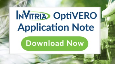 OptiVERO App Note #1 Download CTA Button