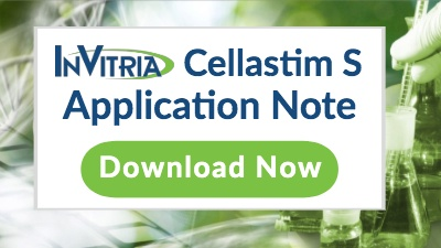 Cellastim S Reconstitution Application Note #2 Download CTA Button