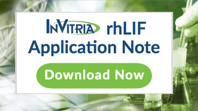 rhLIF App Note #1 Download CTA Button