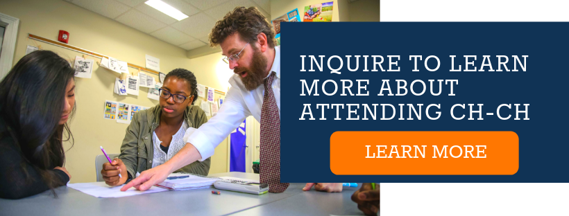 Inquire to Learn More about Chapel Hill-Chauncy Hall School