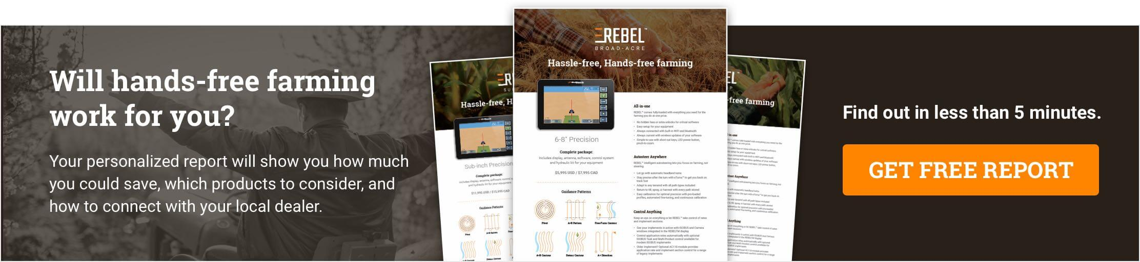 Will hands-free farming work for you? Find out.