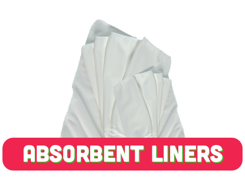 Absorbent Liners Shop Now