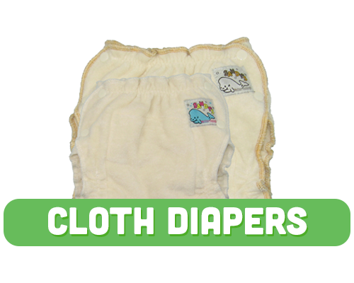 Cloth DIapers Shop Now