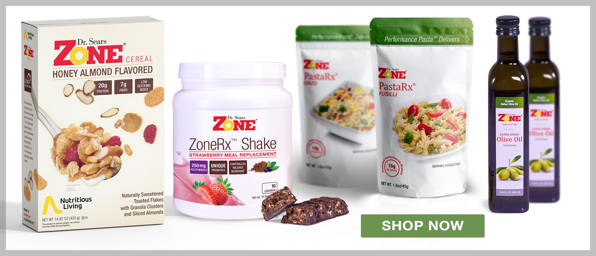zone foods