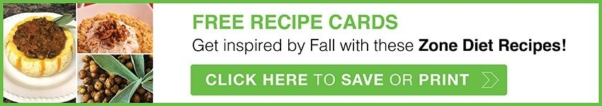 Fall Inspired Recipes - Free Download