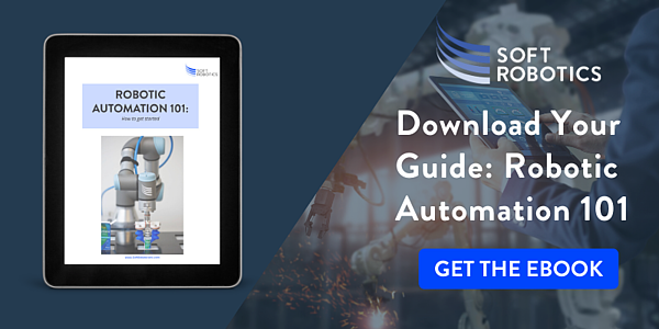 Download Your Guide: Robotic Automation 101
