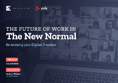 Whitepaper - The Future of Work In The New Normal