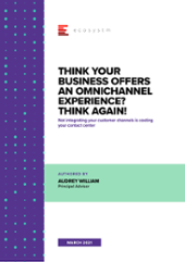 Whitepaper - Think Your Business Offers an Omnichannel Experience