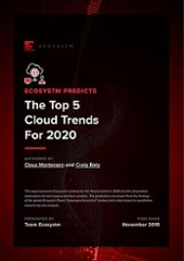 Top 5 Cloud Trends for 2020